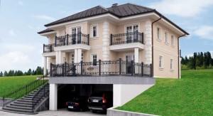 casa hank esterno